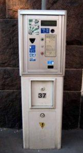 parkkiautomaatti
